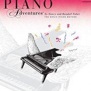 Level 1 – Lesson Book: Piano Adventures