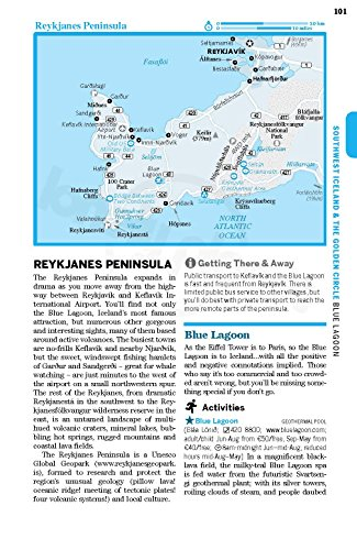 Lonely Planet Iceland Travel Guide Tommy Butterpaw